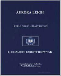Aurora Leigh by Browning, Elizabeth Barrett