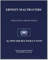 Ernest Maltravers by Lytton, Edward Bulwer