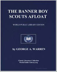 The Banner Boy Scouts Afloat by Warren, George A.