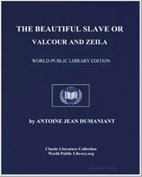 The Beautiful Slave or Valcour and Zeila by Dumaniant, Antoine Jean