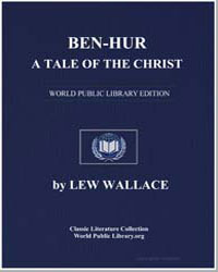 Benhur : A Tale of the Christ by Wallace, Lew