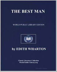The Best Man by Wharton, Edith