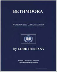 Bethmoora by Dunsany, Lord