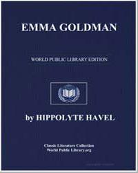 Emma Goldman by Goldman, Emma