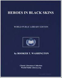 Heroes in Black Skins by Washington, Booker T.