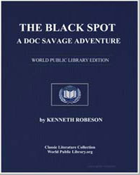 The Black Spot by Robeson, Kenneth
