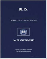 Blix by Norris, Frank