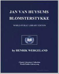 Jan Van Huysums Blomsterstykke by Wergeland, Henrik