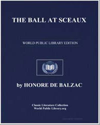 The Ball at Sceaux by De Balzac, Honore
