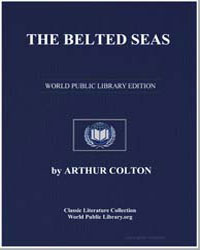 The Belted Seas by Colton, Arthur