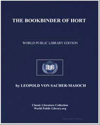 The Bookbinder of Hort by Von Sachermasoch, Leopold