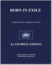 Born in Exile by Gissing, George