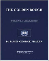 The Golden Bough by Frazer, James George