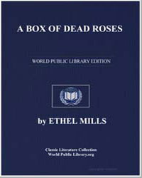 A Box of Dead Roses by Mills, Ethel