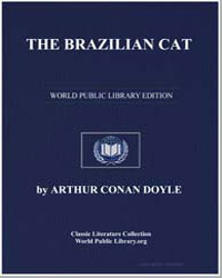 The Brazilian Cat by Doyle, Arthur Conan, Sir