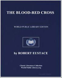 The Bloodred Cross by Eustace, Robert