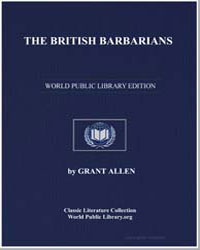 The British Barbarians by Allen, Grant