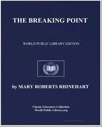 The Breaking Point: A Novel by Rinehart, Mary Roberts