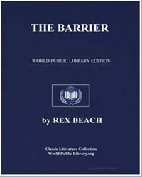 The Barrier by Beach, Rex