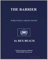 The Barrier by Beach, Rex
