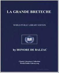 La Grande Breteche by De Balzac, Honore