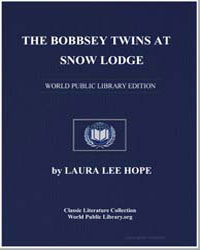 The Bobbsey Twins at Snow Lodge by Lee Hope, Laura