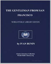 The Gentleman from San Francisco by Bunin, Ivan