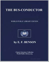 The Busconductor by Benson, Edward Frederic