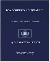 Boy Scouts in a Submarinez by Ralphson, G. Harvey (George Harvey)