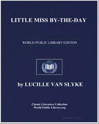 Little Miss Bytheday by Van Slyke, Lucille