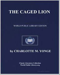 The Caged Lion by Younge, Charlotte M.