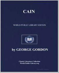Cain by Byron, George Gordon, Lord