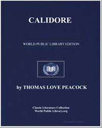 Calidore by Peacock, Thomas Love
