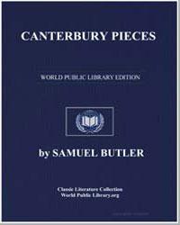 Canterbury Pieces by Butler, Samuel