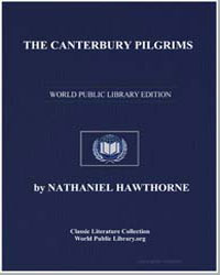 The Canterbury Pilgrims by Hawthorne, Nathaniel