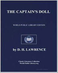 The Captain's Doll by Lawrence, David Herbert