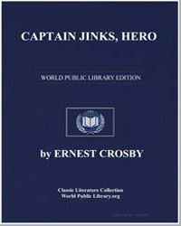 Captain Jinks, Hero by Cros, Ernest