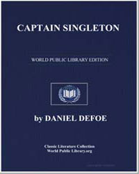 Captain Singleton by Defoe, Daniel