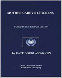Mother Carey's Chickens by Wiggin, Kate Douglas Smith
