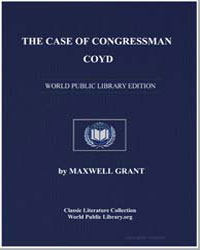 The Case of Congressman Coyd by Grant, Maxwell