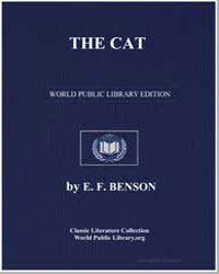 The Cat by Benson, Edward Frederic