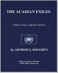 The Acadian Exiles by Doughty, Arthur G.