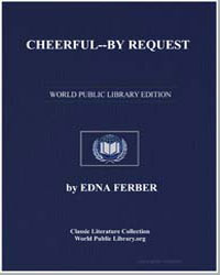 Cheerfulby Request by Ferber, Edna
