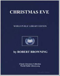 Christmas Eve by Browning, Robert