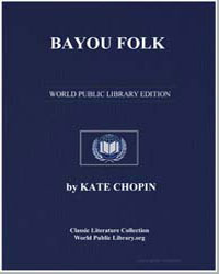 Bayou Folk by Chopin, Kate