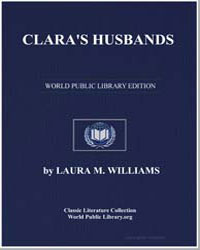 Clara's Husbands by Williams, Laura M.