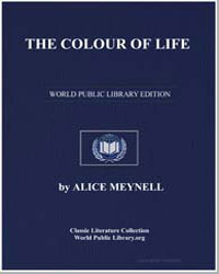 The Colour of Life by Meynell, Alice