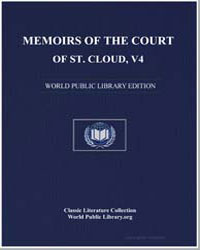 Memoirs of the Court of St. Cloud, V4 : ... by Goldsmith, Lewis