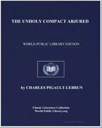 The Unholy Compact Abjured by Lebrun, Charles Pigault