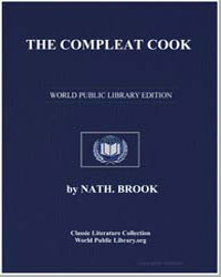 The Complete Cook by Brook, Nathan